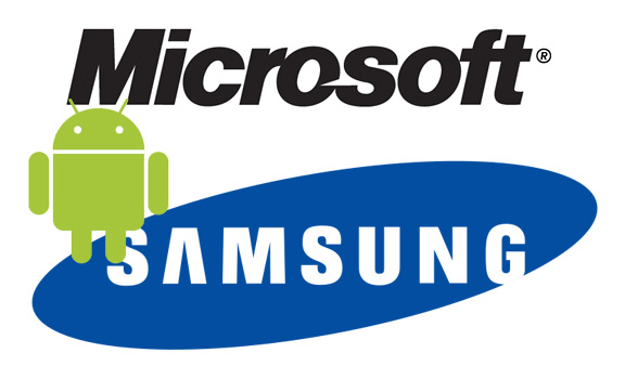 Microsoft подала в суд на Samsung