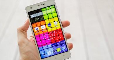 UMI Hammer - недорогой, но невероятно прочный бюджетный 4G телефон