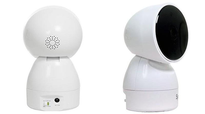 Камера для домашней системы безопасности SpotCam Eva