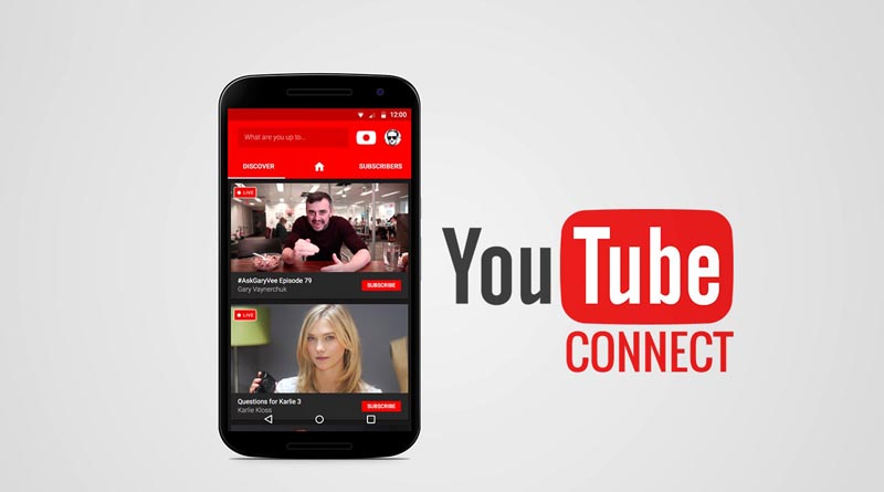 Новое приложение для стримеров от YouTube