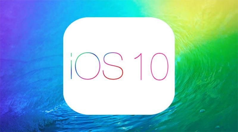 Дата выхода и возможные новые функции в iOS 10