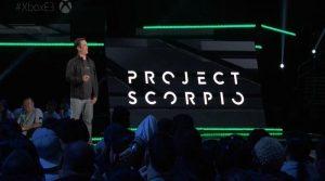 Проект Scorpio