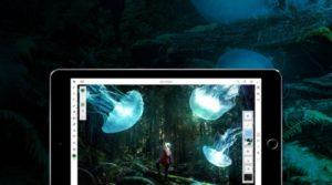 Adobe представляет настоящий Photoshop для iPad