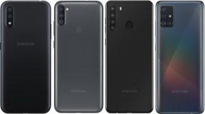 Samsung Galaxy A-серии