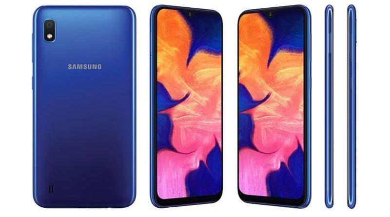 Samsung Galaxy A10: достоинства и недостатки