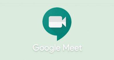 Google Meet для G Suite
