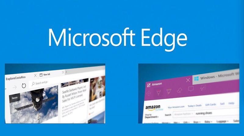 «Новый» браузер Microsoft Edge