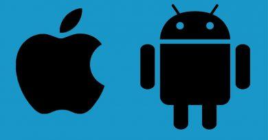 Где наиболее популярны iOS и Android