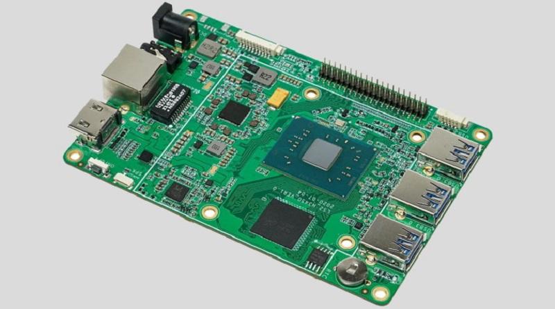 Встречайте: одноплатный компьютер Hackboard 2
