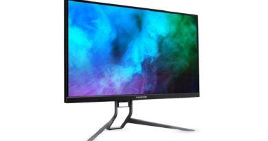 Новые дисплеи Acer на выставке CES