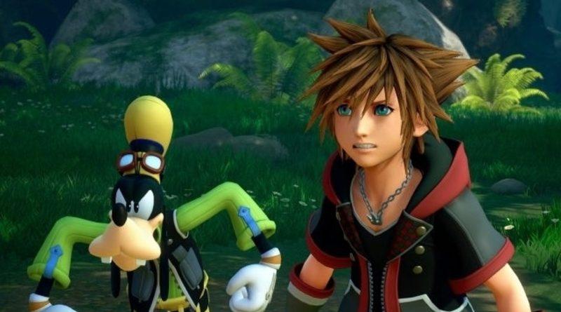 ПК-геймеры наконец-то смогут сыграть в Kingdom Hearts