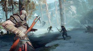 Sony выпускает патч Enhanced Performance Experience для God of War на PS5