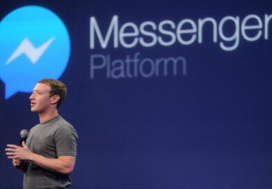 Видеозвонки в Facebook Messenger